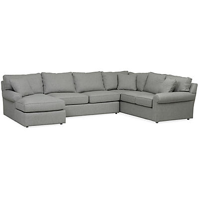 Lauren 3-Piece Chaise Sectional (LAF)
