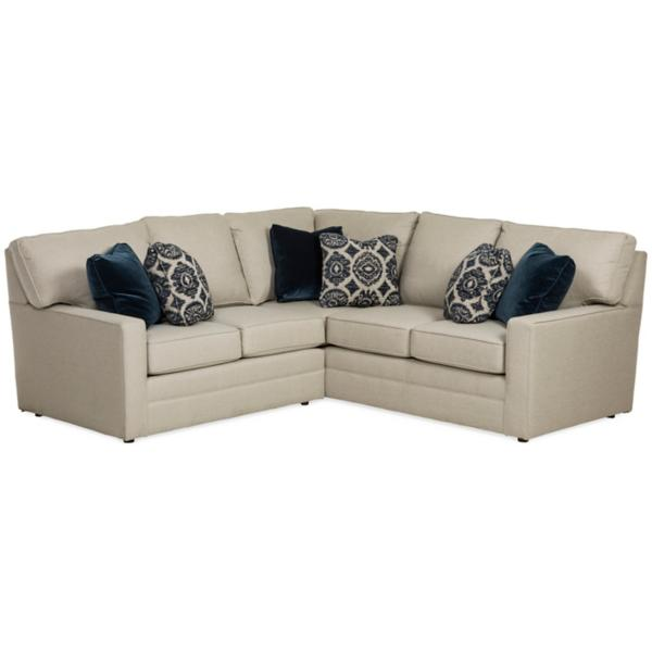 Aurora Custom Select 2-Piece Sectional (LAF)
