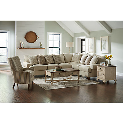 Chatham 2-Piece  Sectional (RAF)