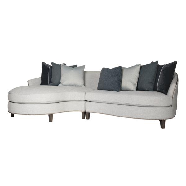 Brannen 2-Piece Sofa Chaise Sectional (LAF)