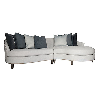 Brannen  2-Piece Sofa Chaise Sectional (RAF)