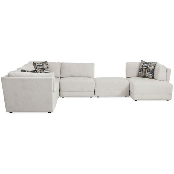 Elwood 6-Piece Modular Chaise Sectional (RAF)