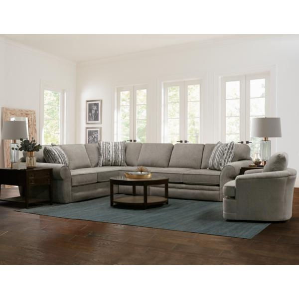 Dolly 2-Piece Sectional (RAF)