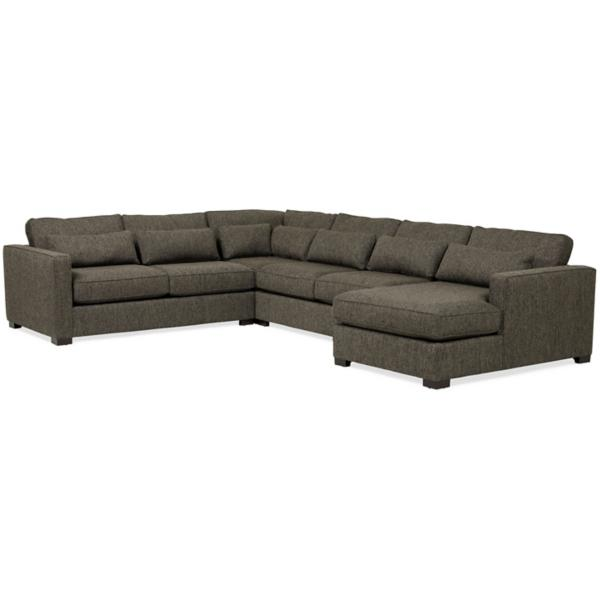 Morris 4-Piece Sectional - RAF CHAISE
