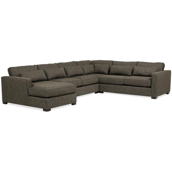 Morris 4 Piece Sectional (LAF CHAISE)