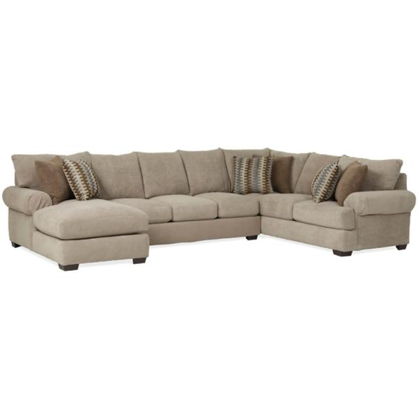 Tyler 3-Piece Chaise Sectional (LAF)
