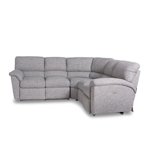 Reese 3-Piece Reclining Sectional