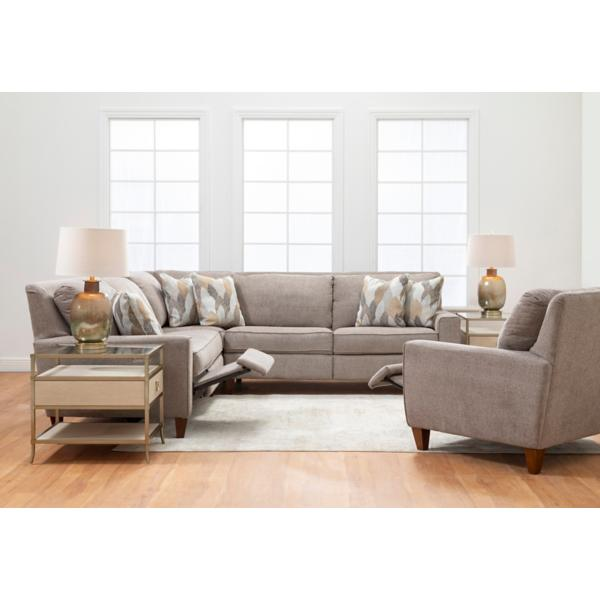 Edie Duo 3 Piece Power Reclining Sectional