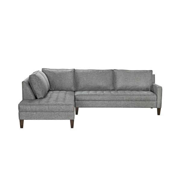 Abbott 2 Piece Sectional (RAF SOFA/LAF DAYBED)
