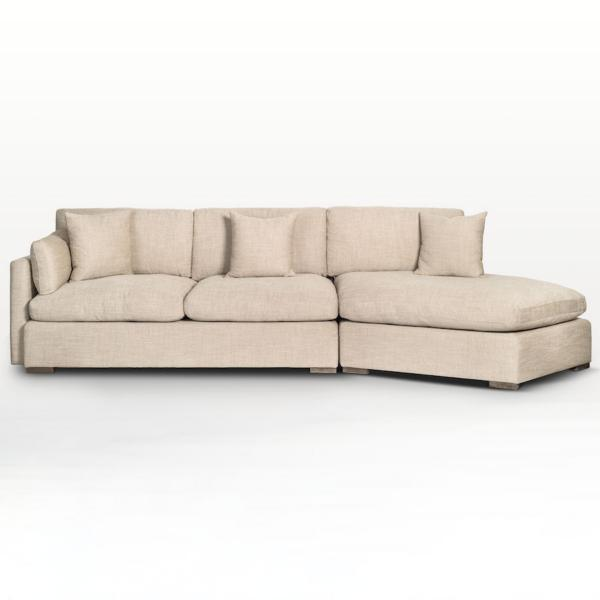 Kayden 2-Piece Chaise Sectional - LAF