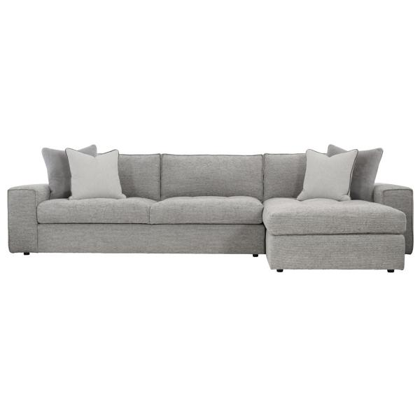 Nest 2 Piece Chaise Sectional - RAF