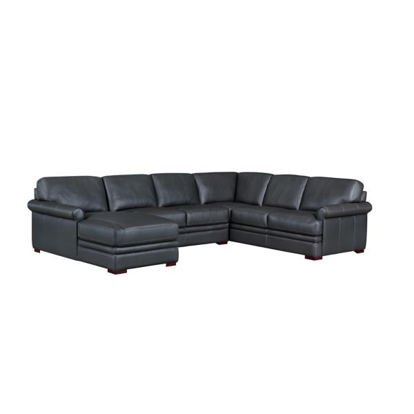 Vance 3 Piece Sectional  W/ LAF Chaise