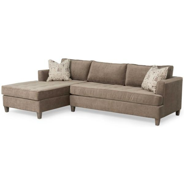 Colton 2-Piece Sectional W/ LAF Chaise