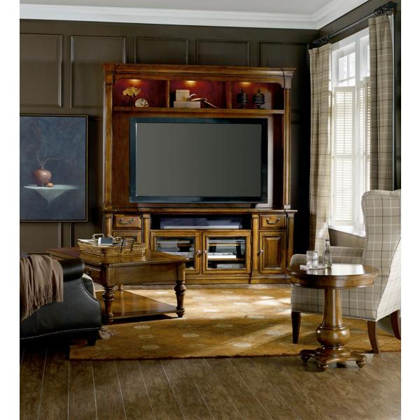 Tynecastle 2PC Entertainment Wall