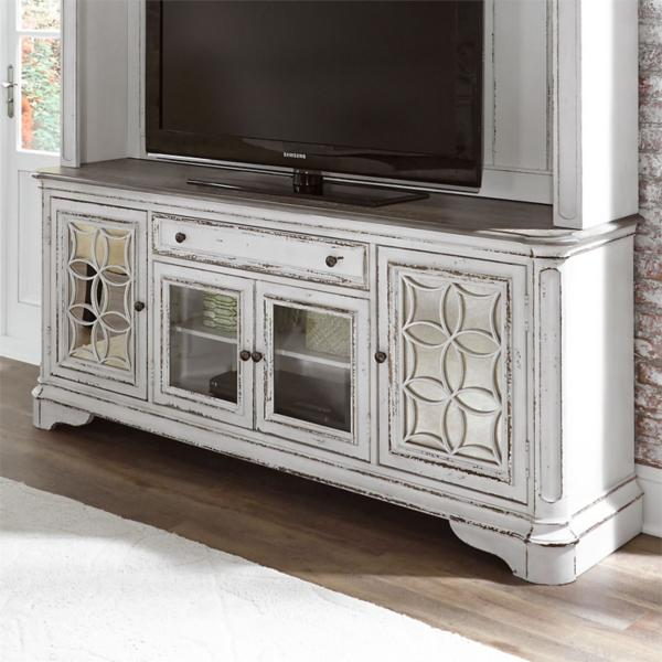 Magnolia Manor 2PC Entertainment Wall
