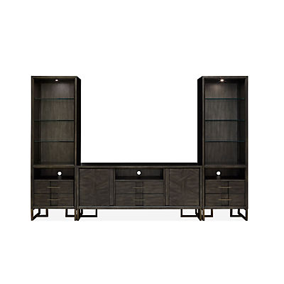 Amherst 3PC Entertainment Wall