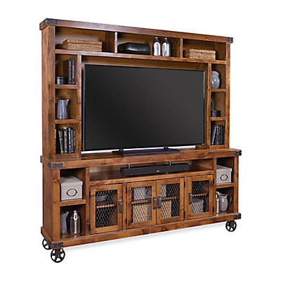 Stockton 2PC Entertainment Wall