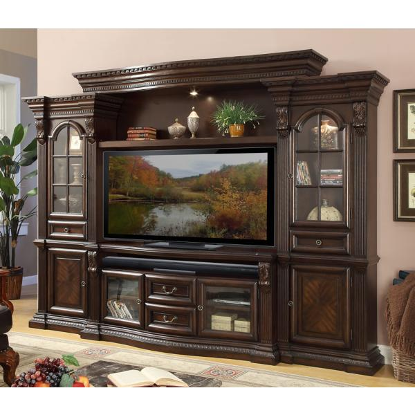 Mulberry 4PC Entertainment Wall