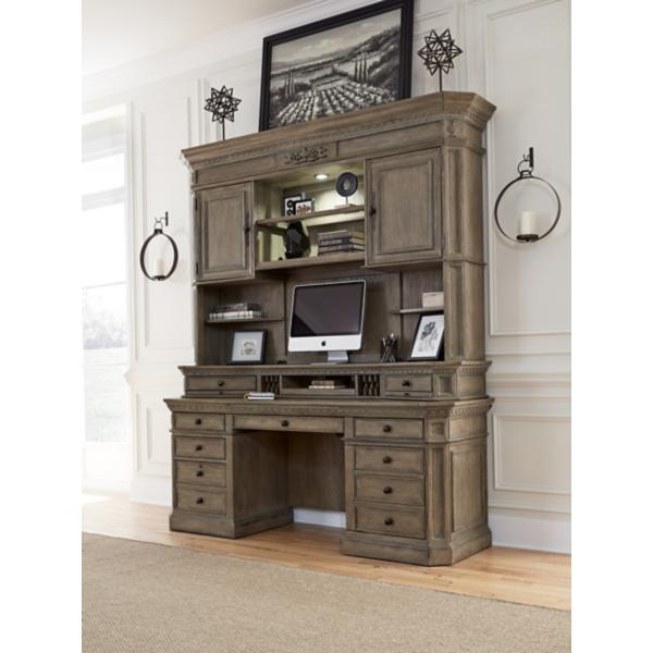 Belle Maison Credenza and Hutch