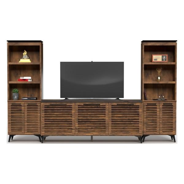 Presidio 3PC Entertainment Wall