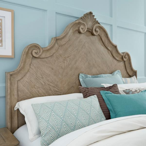 Monterey Queen Panel Bed