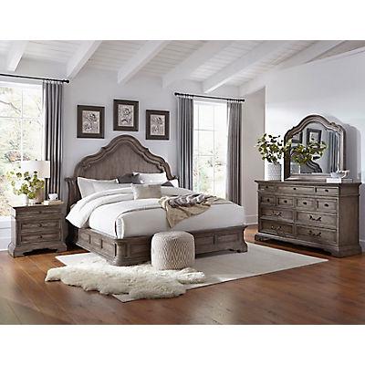 Cordoba King Bed