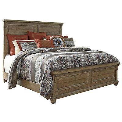 Harvest Home Panel Bed