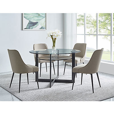 Olson Glass Dining Table