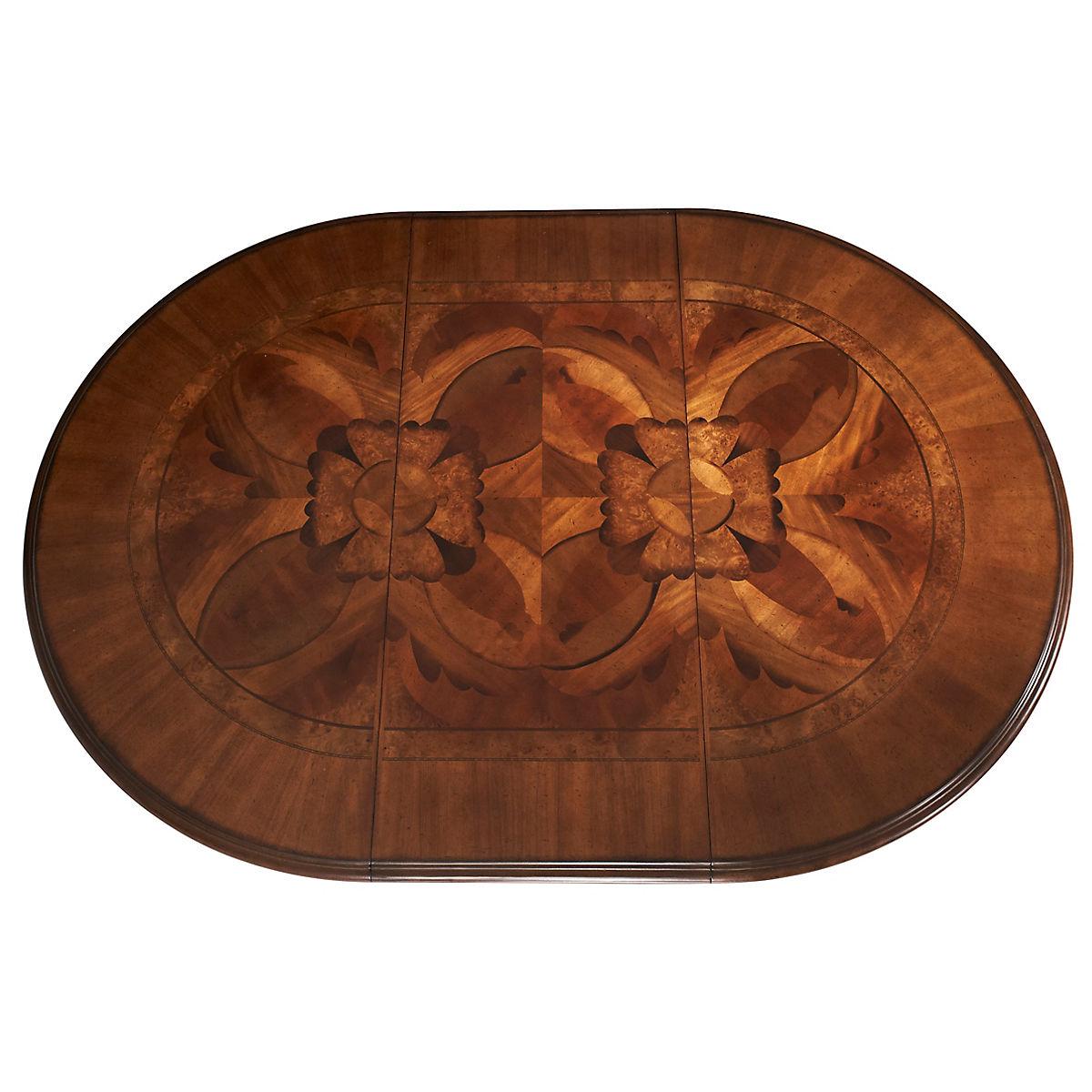 Amazing Villa Valencia Round Dining Table Star Furniture Inzonedesignstudio Interior Chair Design Inzonedesignstudiocom