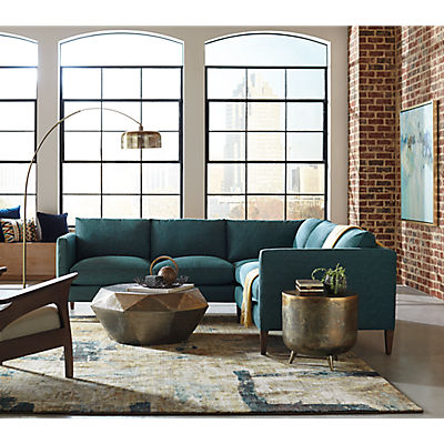 Charlotte 2-Piece Sectional (RAF)
