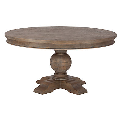 Colonial Plantation II Round Dining Table