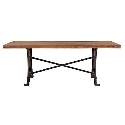 Organic Forge Rectangular Table
