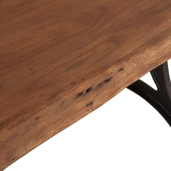 Organic Forge Rectangular Table