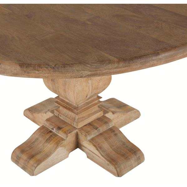 San Rafael Round Dining Table