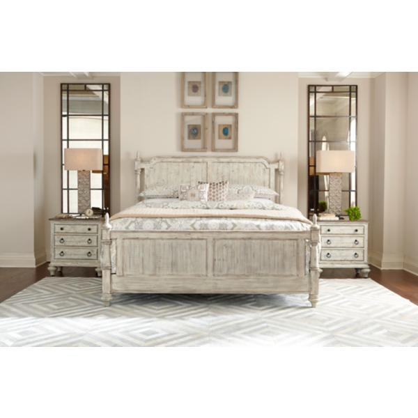 Weatherford Westland Cal King Panel Bed