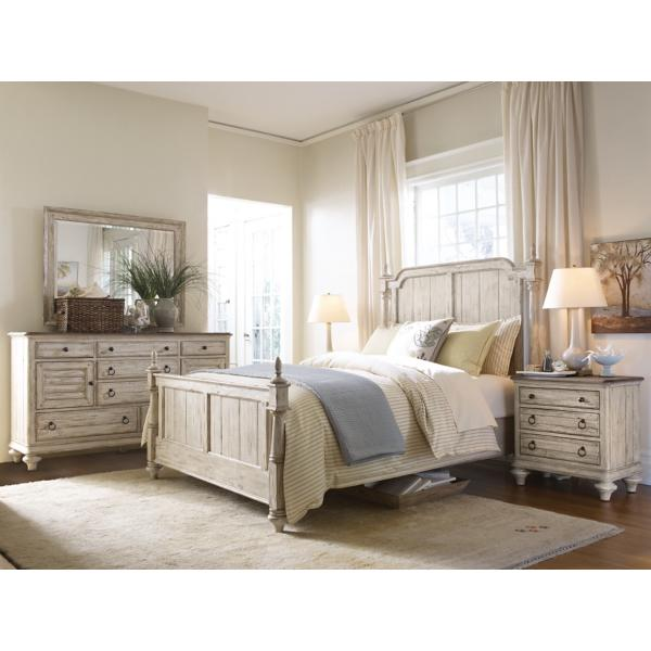 Weatherford Westland Queen Panel Bed