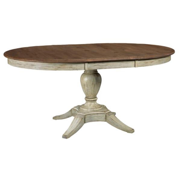 Weatherford Milford Round Dining Table