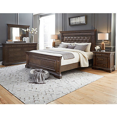 Bedford Heights Queen Panel Bed
