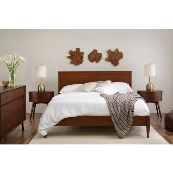 Mid Century Eliot Bed