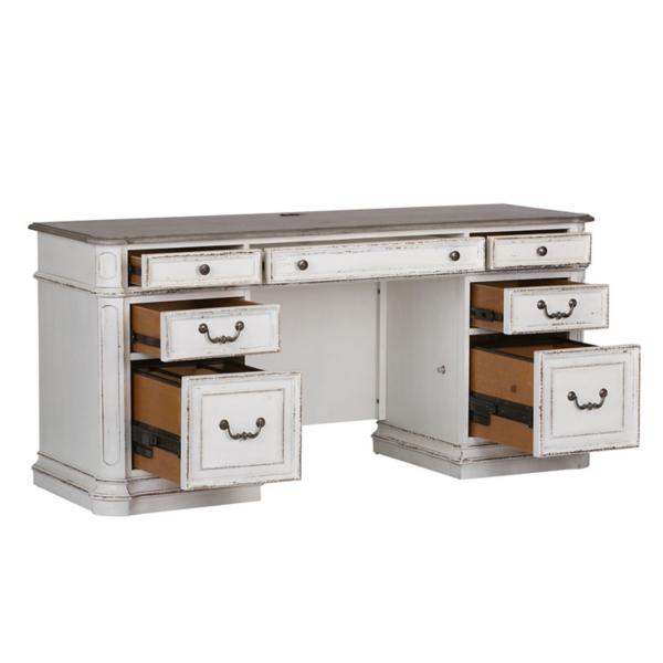 Magnolia Manor Junior Executive Credenza