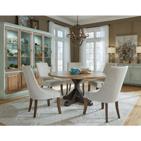 Art of Dining 60-inch Round Table