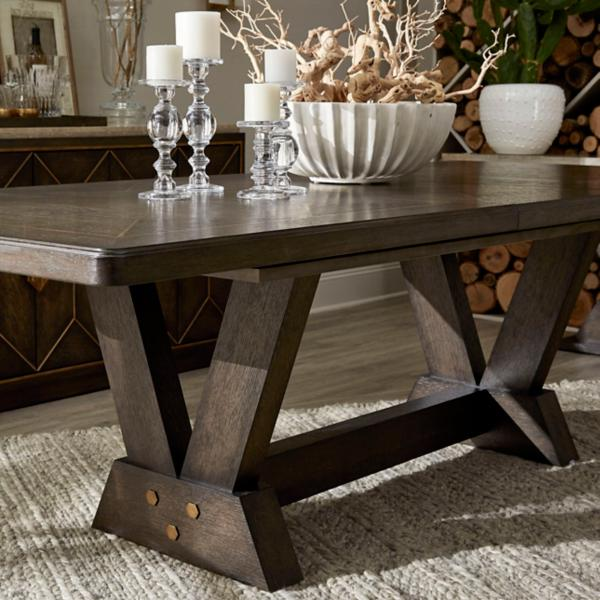Woodwright Rectangular Dining Table