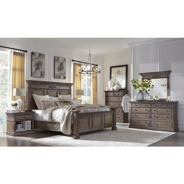 Belle Maison Panel Bed