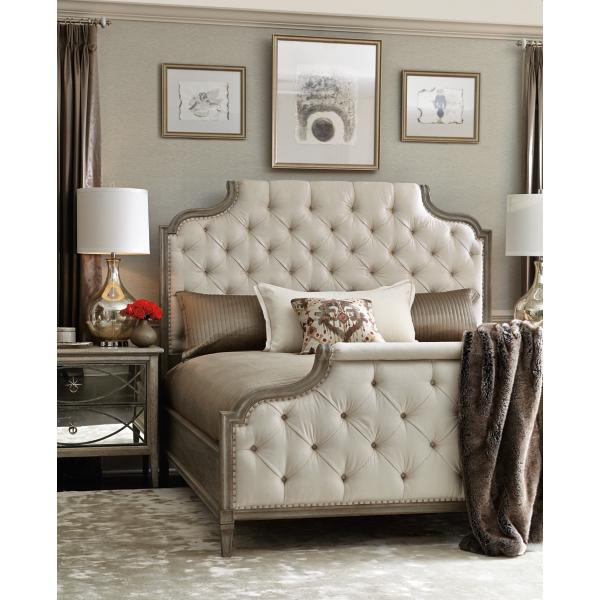 Marquesa King Upholstered Bed