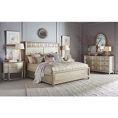 Morrissey Queen Panel Bed
