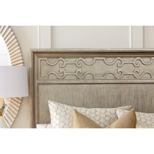Morrissey Panel Bed
