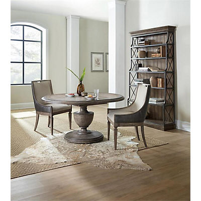 Woodlands 48 inch Round Dining Table