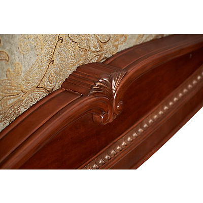 Cortina King Sleigh Bed