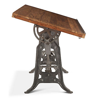 OLD Mill Drafting Table - Teak