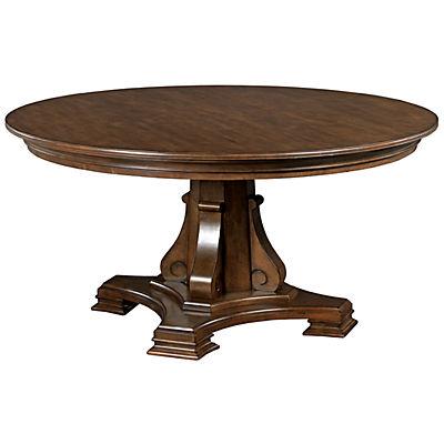 Portolone Stellia 60inch Round Pedestal Table